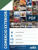 Boletin Comercio Exterior Mayo2015