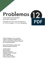 Libro Problemas 12 - Estudiante - Omapa 2014
