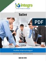 Manual Auditor Interno