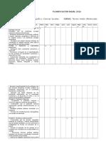 Tercero Medio Diferenciado Planificacion Anual