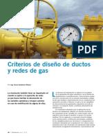 Criterios Para El Diseño de Gasoductos