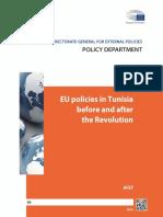 External Study_EU Policies in Tunisia