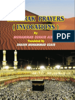 Mubarak Invocations by Sheikh Muhammad Zuhair Albazi