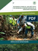 Bosques comunitarios de la Amazonía