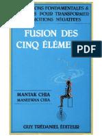 Fusion Des Cinq Éléments - Mantak & Maneewan Chia