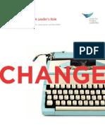 Navigating Change White Paper