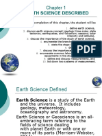 Es513 Ppt01 Earth Science
