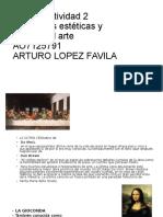 MII-U2-Actividad 2 Cualidades Estéticas y Teorías Del Arte