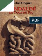 Kundalini, Le Yoga Du Feu - Michel Coquet