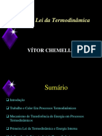 1 Lei Da Termodinâmica