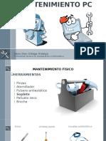 Mantenimiento Físico - PC