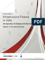 Brochure Infrastructure Finance Sept2014