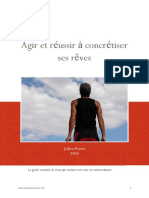 Julien Perret Agir Et Russir Concrtiser Ses Rves