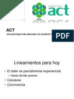 Slides Workshop ACT