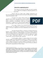 Estatuto Administrativo Gestiã_n Pãšblica