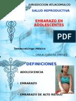 Embarazo en Adolescentes 10 15