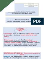 2° Sem Epistemología Clásica mayo 2016