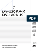 Operating Manual (Dv-220kv-k - Dv-120k-k) - Spa - Por