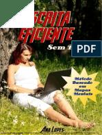 Livro Escrita Eficiente 2aEd
