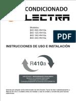 Manual r410a