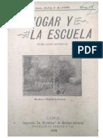 Elvira Garcia y Garcia - La Moral en El Colegio y El Rol Educador Del Maestro