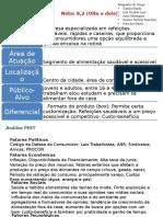 Planejamento Estratégico - restaurante Frescco