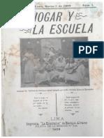 Elvira Garcia y Garcia - La Voluntad y El Caracter Del Niño