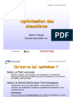 2009 12 Thibault Optimisation Chaudieres
