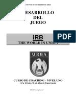 IRB - Manual Nivel 1