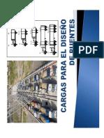 Cargas Puentes Clase 5