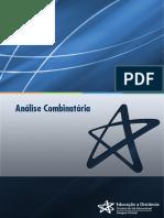 Unidade II - Arranjo, Permutação E Combinação Simples