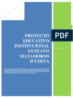 PEI Gustavo Matamoros D Costa