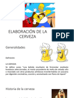 Elaboración de La Cerveza (1)