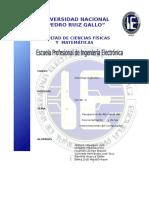 sistemas informe