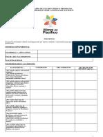 Formulario Medico Etapa 1 Inscritos