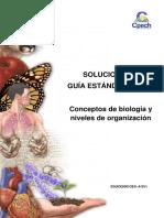 conceptos de la biología