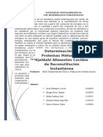 Informe Final Proteinas