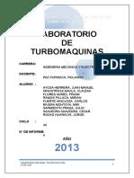 lab de TURBOMAQUINAS