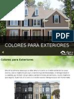 Uso de colores