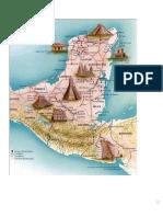 Maqueta Cultura Maya