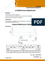 Accesorios generador