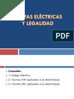 1 Tarifas Eléctricas Y Legalidad