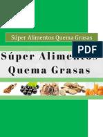 Super Alimentos Quema Grasas