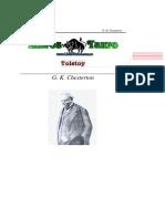 Chesterton, Gilbert K. - Tolstoi