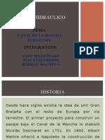 Dias Positivas Canal de La Mancha