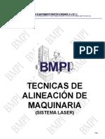 Manual de Alineación Por Sistema Laser