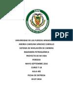 Proyecto de Vida Andrea Sánchez