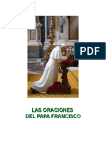 Las Oraciones Del Papa Francisco - Matilde Eugenia Perez Tamayo
