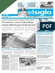 Edición Impresa El Siglo 10-07-2016