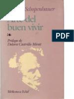 Schopenhauer-El Arte Del Buen Vivir